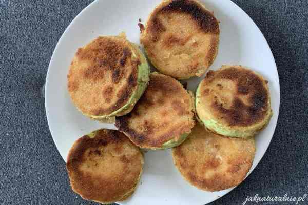 Cukinia w panierce – fit przepis na pyszny i lekki obiad