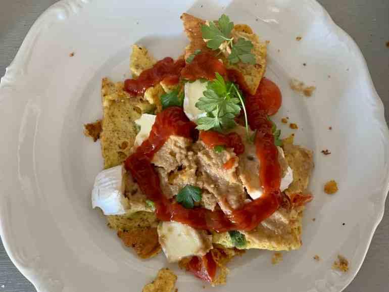 Keto omlet z warzywami   Ketogeniczna kuchnia