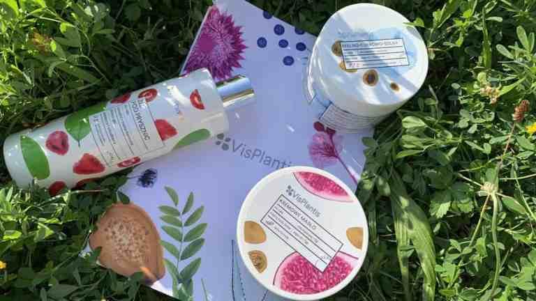 Vis Plantis | nowości kosmetyczne w pielęgnacji ciała