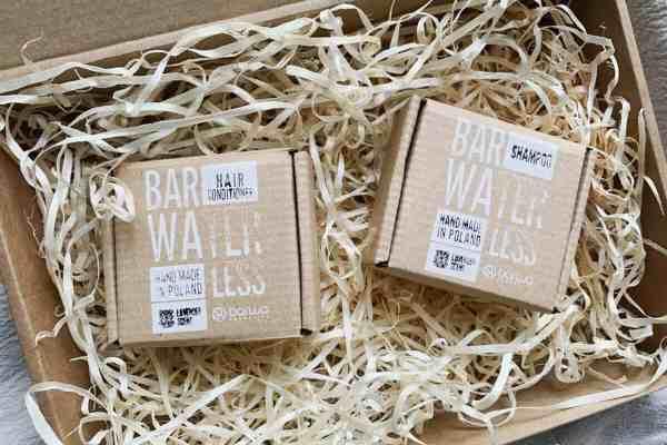 Barwa waterless: szampon i odżywka w kostce
