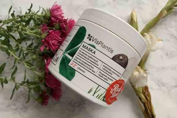 Maska Vis Plantis do włosów osłabionych: do mycia i OMO