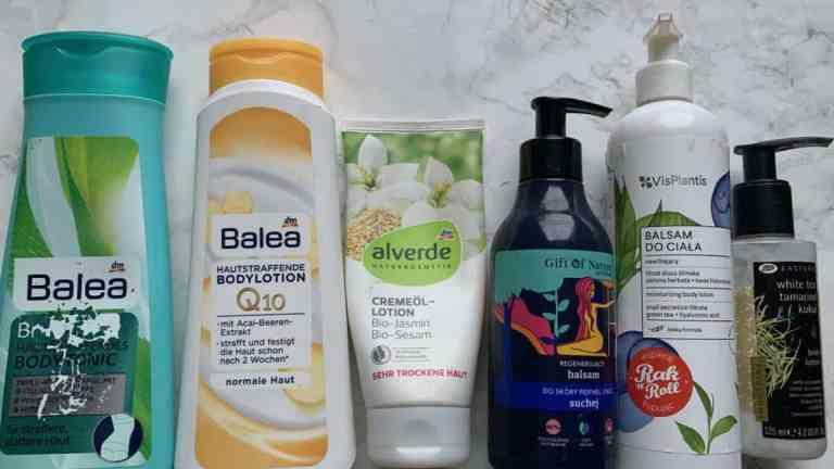 Denko 2020 | kosmetyki naturalne do ciała