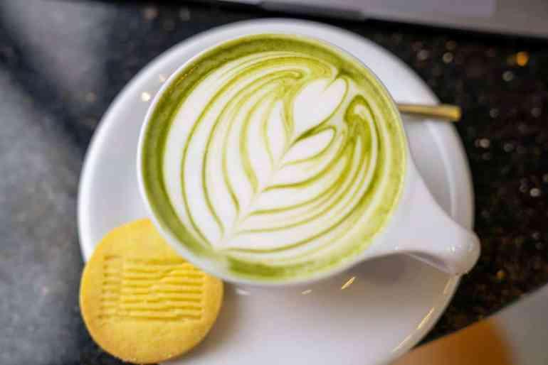 Matcha latte- szybki i prosty przepis