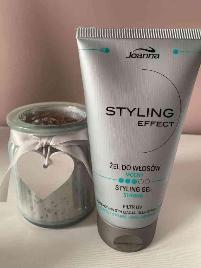 Joanna Styling Effect, strong hair gel