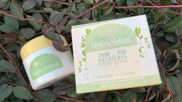 Bio Eco Natura, krem odżywczy Bema Cosmetici | wegański