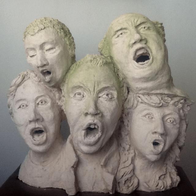 Familiekoortje 50–55cm. 2015