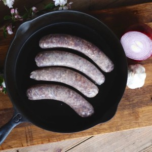 German Style All Beef Sausage
