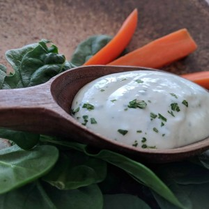 Yogurt, Ranch Dip