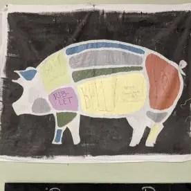 Heart, Pork