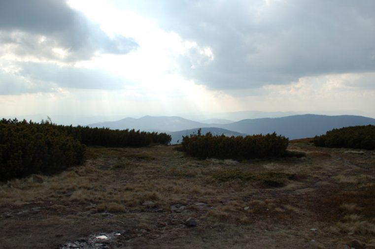 Szlaki i schroniska w masywie Pilsko