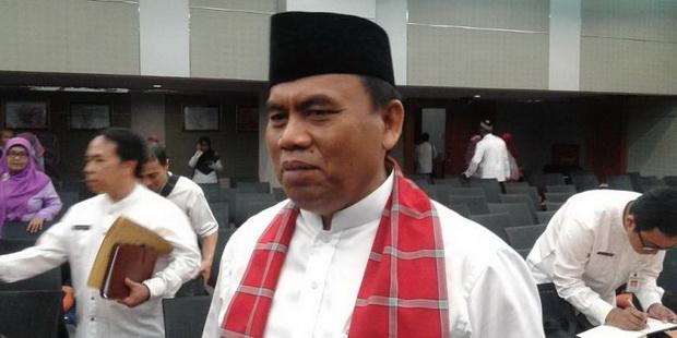 Sekda DKI Jakarta/ foto : kompas.com