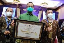 Photo of Mantap, Pemprov DKI Jakarta Raih Dua Penghargaan Bhumandala Award 2020