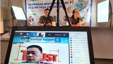 Photo of Digitalisasi Layanan Perbankan Wajib Utamakan Prinsip Keamanan Data Nasabah
