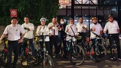 Photo of Gelar Kegiatan Gowes Bareng, JTF Apresiasi Kebijakan Perluasan Jalur Khusus Sepeda