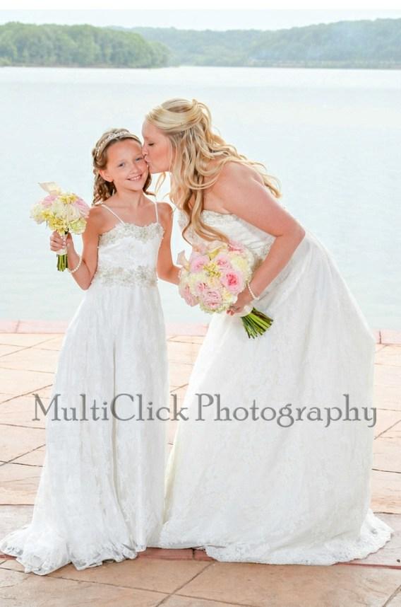 miniature wedding dress