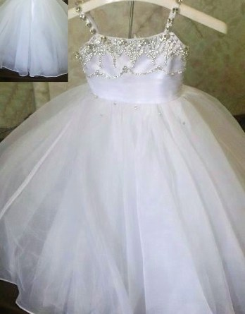 Baby Girls Wedding Dresses