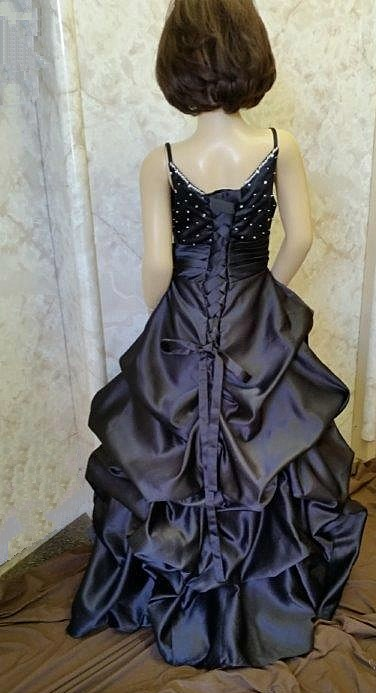 1.sweetheart miniature wedding dress
