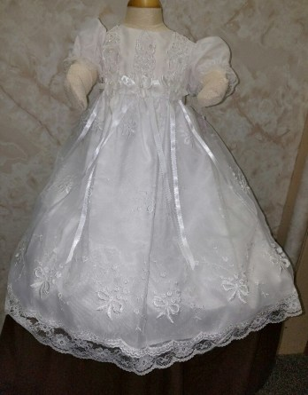 girl christening dresses