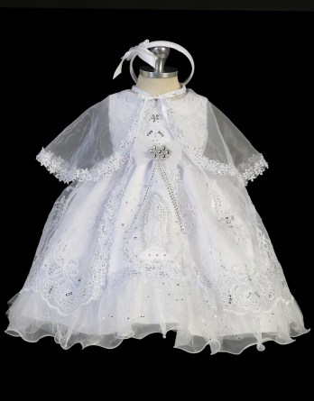 maria baptism dress