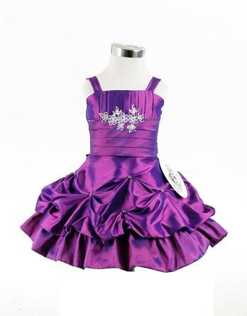 purple toddler dress sale