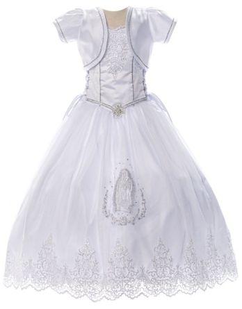 Virgin Mary Communion Dress
