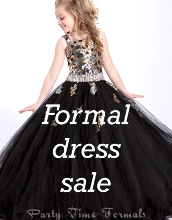 Pageant Gowns Sale