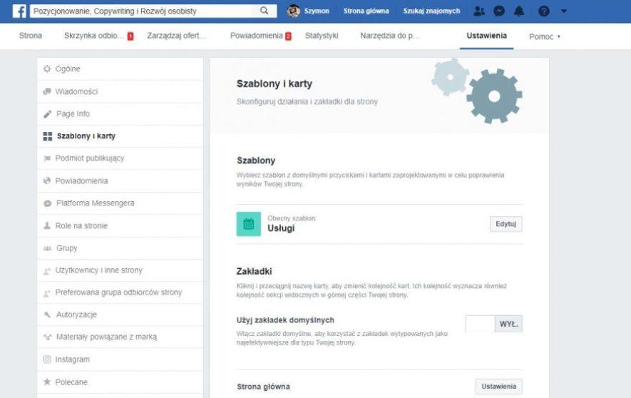 jak usunąć recenzje na facebooku - ustawienia i szablony oraz karty FB