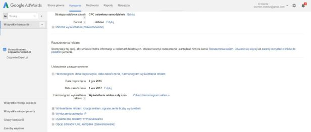 Reklama sezonowa i okazjonalna w Google Adwords czyli pozycjonowanie seo vs linki sponsorowane