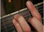 akord gitarowy Fis Fmoll
