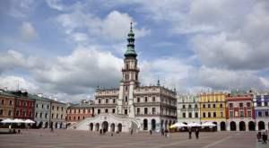Zabytki UNESCO w Polsce - Stare miasto w Zamościu
