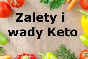 zalety i wady diety ketogenicznej keto