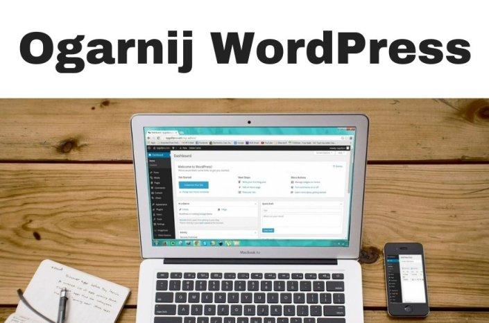 Kurs WordPress tworzenia stron www