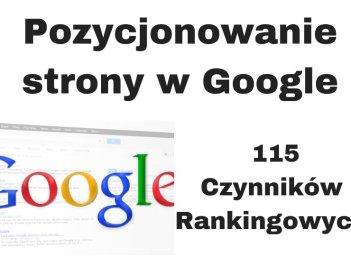Jak pozycjonować stronę w Google za darmo? 49 wskazówek + Kurs SEO
