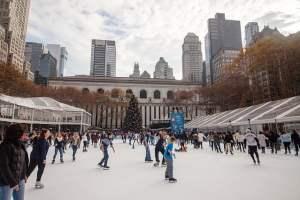 sport zimowy na zewnątrz - łyżwiarstwo