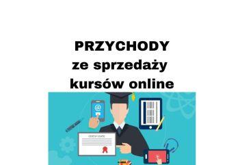 Jak rozliczyć przychody na Udemy ze sprzedaży kursów online?