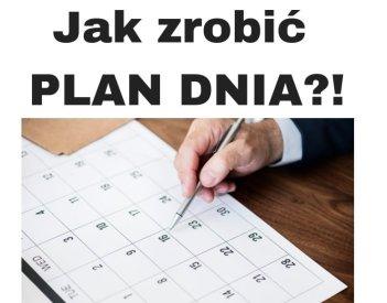 Jak zrobić PLAN DNIA i Tygodnia - planowanie czasu i sukcesu!