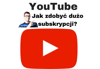 Jak zdobyć dużo subskrybentów na YouTube Stwórz link do subskrypcji!