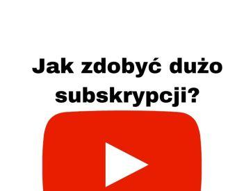 Jak zdobyć dużo subskrybentów na YouTube? Utwórz link do subskrypcji!