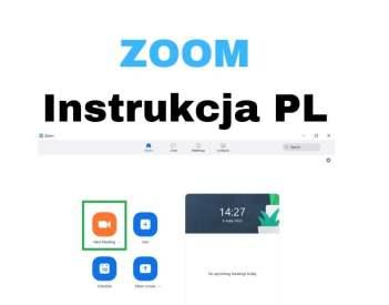 Jak korzystać z aplikacji Zoom? Instrukcja po Polsku!