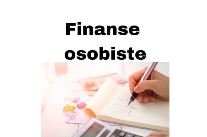 Finanse osobiste - jak to zrobić i dlaczego warto je uporządkować?