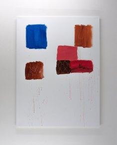 terminátor 2 / terminator 2, 115x150, akryl na plátně / acrylic on canvas, 2017