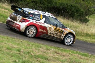 ADAC Rallye Deutschland  2014