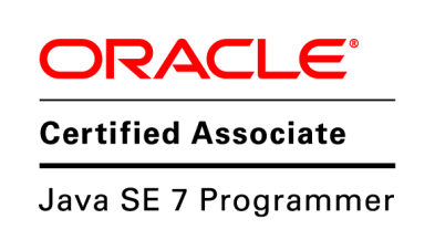 Oracle Certified Associate Java SE 7 Programmer logo
