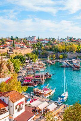 Tours in Antalya
