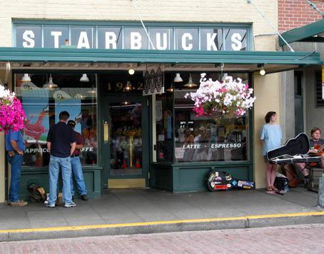 Starbucks me enamora