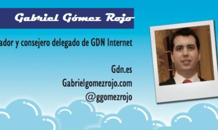 Perfil emprendedor de: Gabriel Gómez Rojo, gdn.es