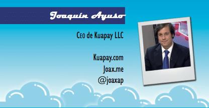 El perfil emprendedor de: Joaquín Ayuso, kuapay.com