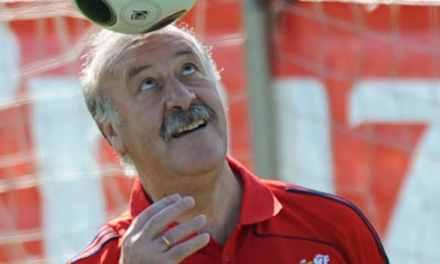 Historias inspiradoras: Vicente del Bosque, liderando equipos ganadores