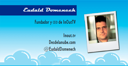 El perfil emprendedor de: Eudald Domenech, totalchannel.com