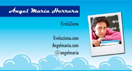 El perfil emprendedor de: Ángel María Herrera, bubok.com